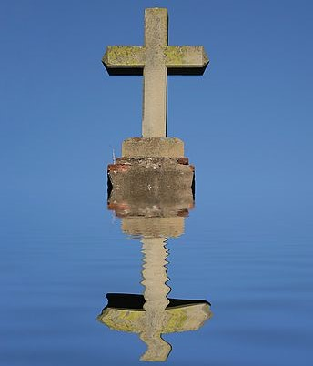 Reflection of the Cross
